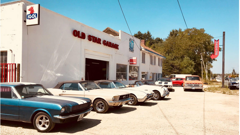 Old Star Garage